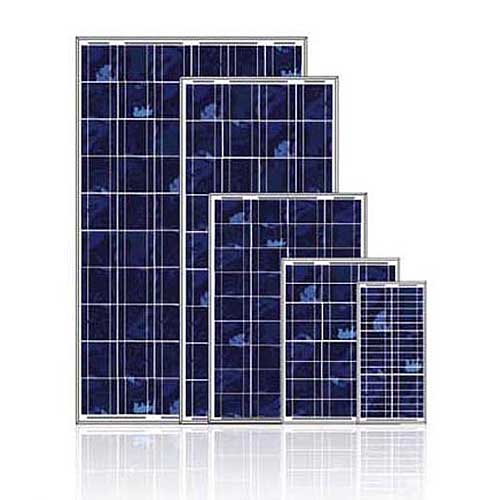 Poly Crystalline Panels