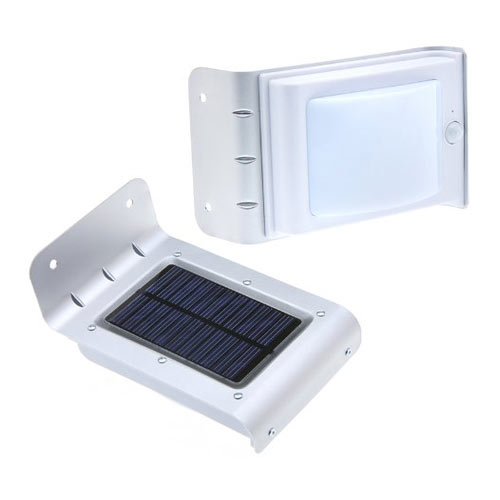 Solar Motion LED Lights